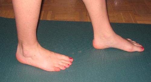 Галерия към: Твоите крака - твоите обувки