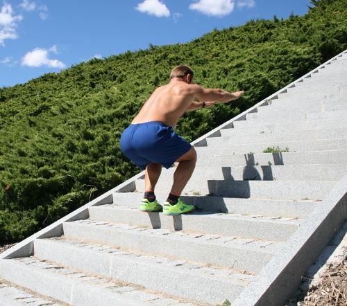 Галерия към: Урбан упражнение за стегнат задник и крака