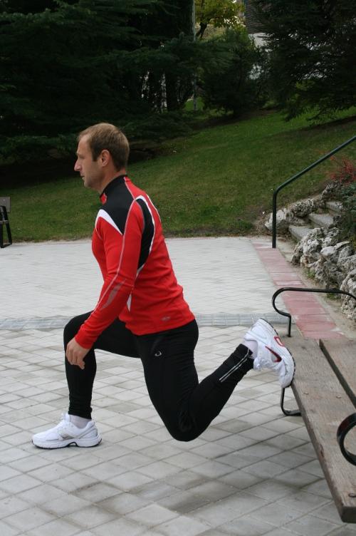 Галерия към: Физическа подготовка за футболисти