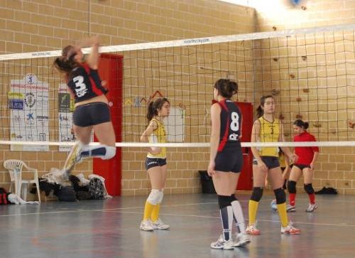 Галерия към: Лъвица, кандидат за националния по волейбол...българския или испанския, предстои да разберем!?