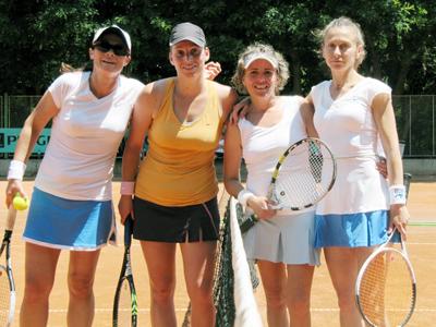 Галерия към: Тенис, подаръци и голямата награда на КАI - турнир в Будапеща