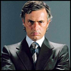 Треньорът-реклама, носи името Жозе Моуриньо
