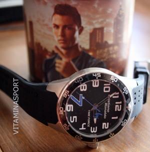 Вземи твоя Кристияно Роналдо...часовник Time Force CR7