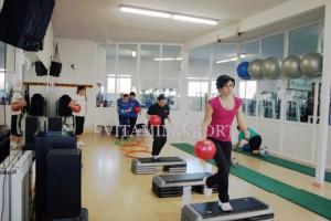 Аеробиката, новата царица на спорта за жени