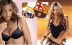 Реал Мадрид - Барселона - дуел на красотата