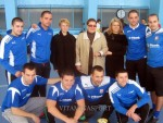 Всички срещу Левски в Коледен турнир по футбол