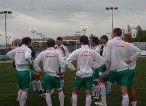 3-1 за Спартак Мадрид