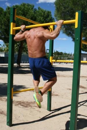 Упражнения със собствено тегло