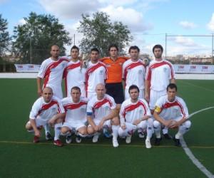 Спартак Мадрид бие с 4-2
