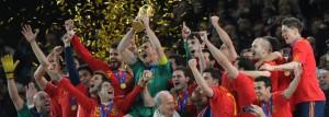 Испания е световен шампион!