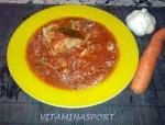 Мерлуза с доматен сос - нова 15 минутна рецепта на Руми Сарайска