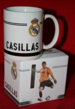 Спечели чаша на Икер Касияс с емблемата на Реал Мадрид