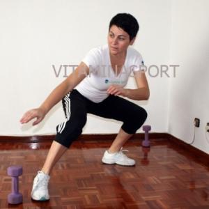 Физическа подготовка - тенис, баскетбол, футбол, хандбал - РЯЗКО СПИРАНЕ