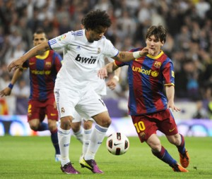 Перла в короната - Реал Мадрид-Барселона - 90 минути тотален футбол