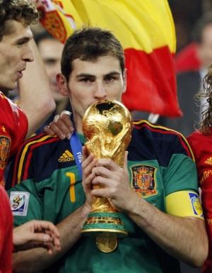 Мондиалът в Бразилия и Световното в Испания маркират спорта през 2014