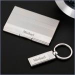 Перфектният ФИРМЕН подарък CARD CASE & KEY HOLDER